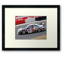 Steve Johnson Framed Print
