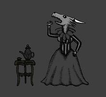 Dragon Lady Dark by ARTStramik