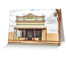 Goldfields021 Greeting Card