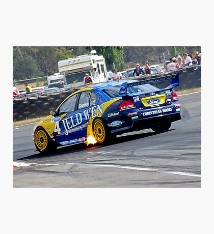 James Courtney Photographic Print
