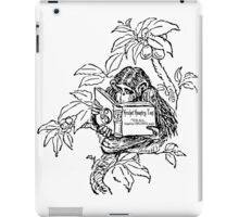 The ART CRITIC! iPad Case/Skin