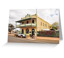 Goldfields022 Greeting Card