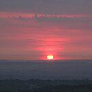 Red Sunrise  by gemtrem