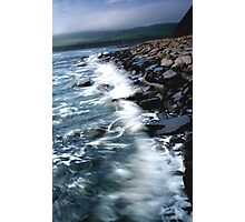 Buy image @ www.willoakley.com Kim Bay Waves Photographic Print