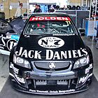 Jack Daniels Racing garage by Angryman