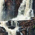 Iguazu Falls - Crashing Water by photograham