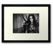 Sworn Framed Print