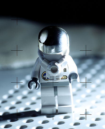 Moon Landing by Mike Stimpson