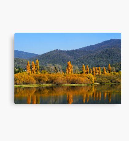 Mount Beauty Canvas Print