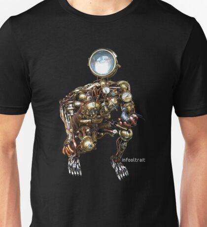 Parts Man  T-Shirt