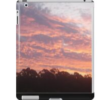 Softly Softly Sunset iPad Case/Skin