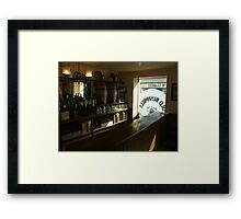 free drinks all around :-) Framed Print