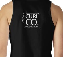 Curl Co. Productions Merchandise Tank Top