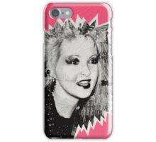 Cyndi Lauper Gum iPhone Case/Skin