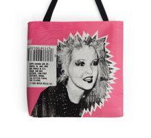 Cyndi Lauper Gum Tote Bag