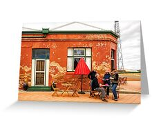 Goldfields024 Greeting Card