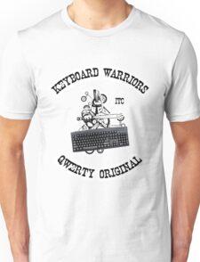 Keyboard Warriors – Internet Troll Club Unisex T-Shirt