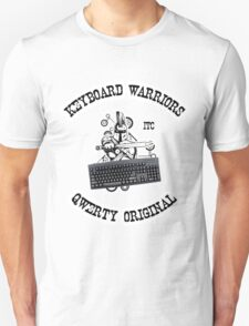 Keyboard Warriors – Internet Troll Club T-Shirt