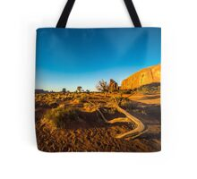 Monument Valley branch Tote Bag