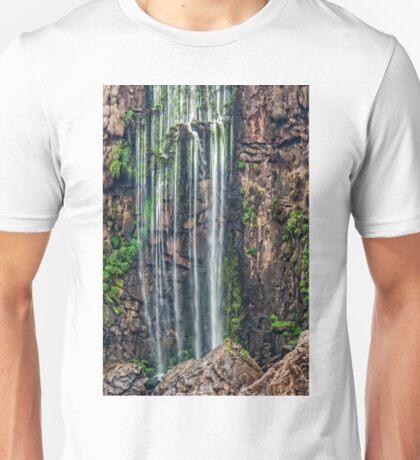Iguazu Falls - The Long Fall Unisex T-Shirt