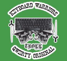 Keyboard Warriors – TROLL One Piece - Short Sleeve