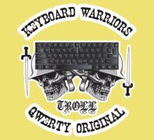 Keyboard Warriors – TROLL Kids Clothes