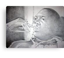 John Coltrane - Deep Thought Canvas Print