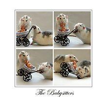 The Babysitters. by Ellen van Deelen