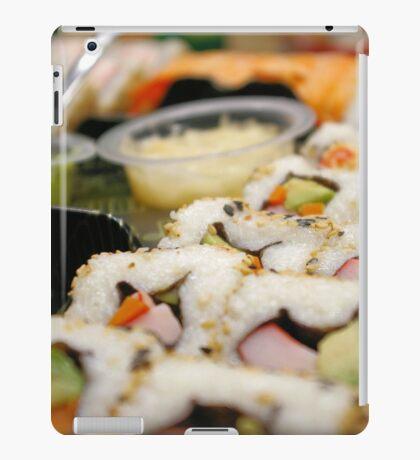 I'm really hungry. iPad Case/Skin