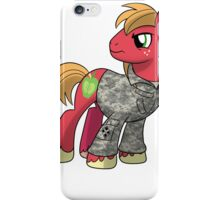 Big Mac Royal Guard Shirt  iPhone Case/Skin