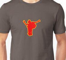 Bluntslide - Red Unisex T-Shirt