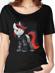 Determined Blackjack T-shirt (from the Project Horizons fanfic) Women's Relaxed Fit T-Shirt