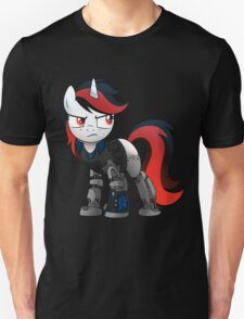 Determined Blackjack T-shirt (from the Project Horizons fanfic) T-Shirt