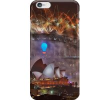 Sydney Fireworks 2014 iPhone Case/Skin