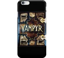 Vampyr, Buffy the Vampire Slayer iPhone Case/Skin