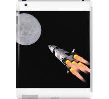 Moon Shot iPad Case/Skin