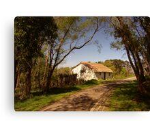 dream home ... Canvas Print