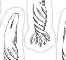 Pen-tacles Sticker