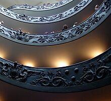 Holy spiral  by David Roberts