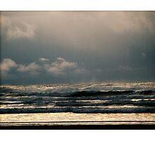 Ocean Storm Photographic Print
