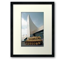 Long way from home Framed Print