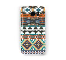Navajo seamless colorful tribal pattern Samsung Galaxy Case/Skin