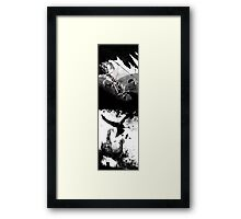 Mrs. Frisbee and the Rats of NIMH pt2 Framed Print