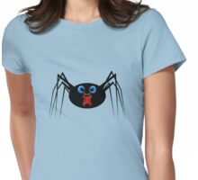 Cute Black Widow Womens Fitted T-Shirt