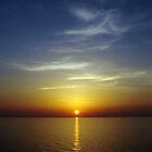 Mediterranean Sunset by cchughes