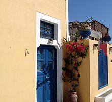Santorini LIfe by cchughes