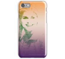 Who is Annabeth Chase iPhone Case/Skin