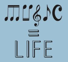Music = Life by davidmusic