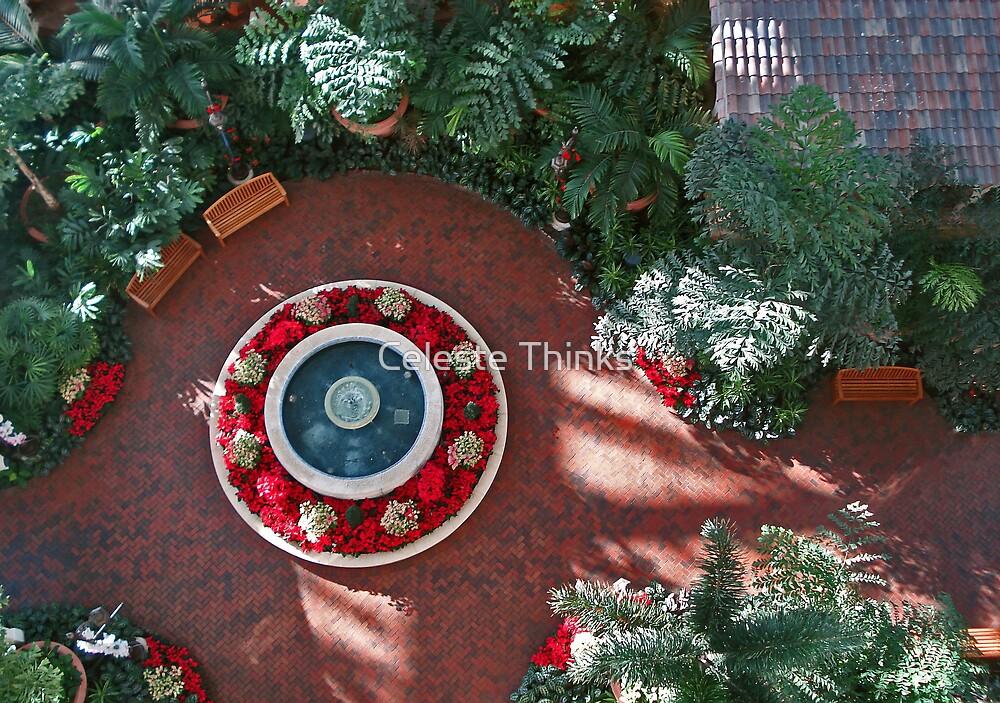 Fountain by Celeste Thinks