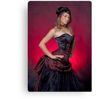 Dragons Blood Fashion Canvas Print